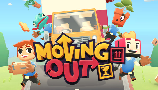Moving Out video game