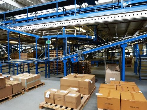 Warehouse system